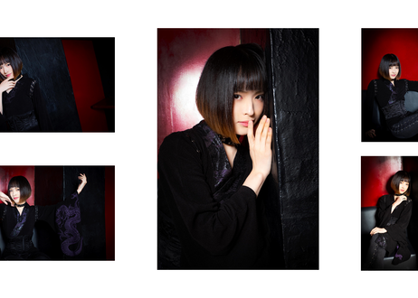 「YUZUKI HOSHIMOTO 1st Fan Meeting ~CHARME~」ブロマイドセット【A】