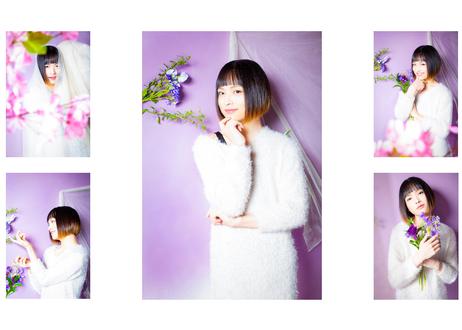 「YUZUKI HOSHIMOTO 1st Fan Meeting ~CHARME~」ブロマイドセット【B】