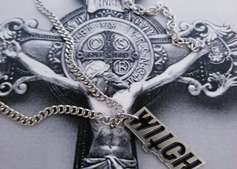 Wi†ch Necklace