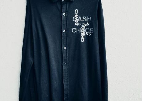 CHAOS Print SHIRT