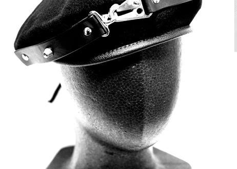 ニュリカデリック ステイロックベレー帽