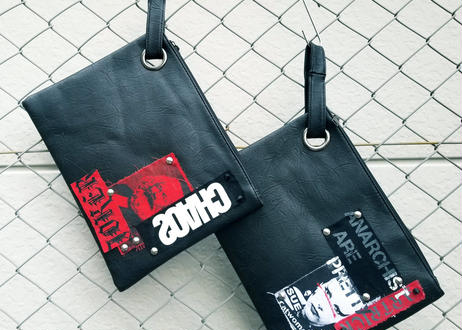 ANARCHY CLUCH BAG