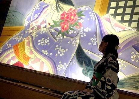 【限定販売】湯沢七夕絵どうろうまつりオリジナルボトル 純米大吟醸&純米吟醸 飲み比べペアセット