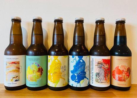 7月のおすすめビール6種類セット
