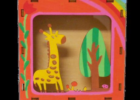 木で作るオルゴール貯金箱工作キット各種