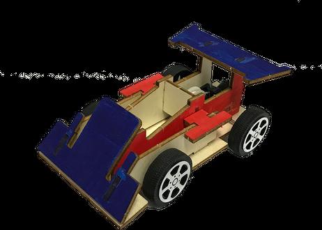 木で作る走る車各種