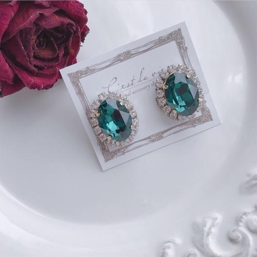 bijou chandelier
