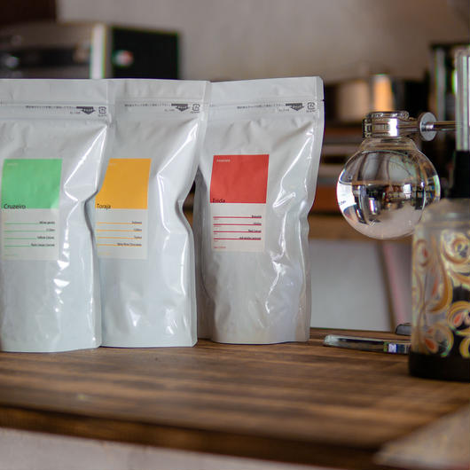 【送料無料】新作コーヒー定期便【粉に挽く】