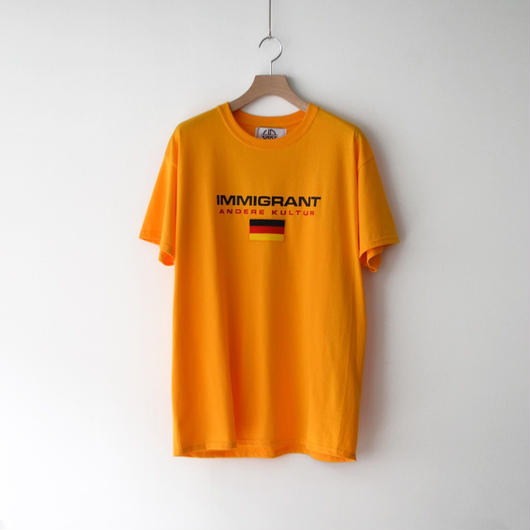 HYPEPEACE / IMMIGRANT GERMANY T-shirt