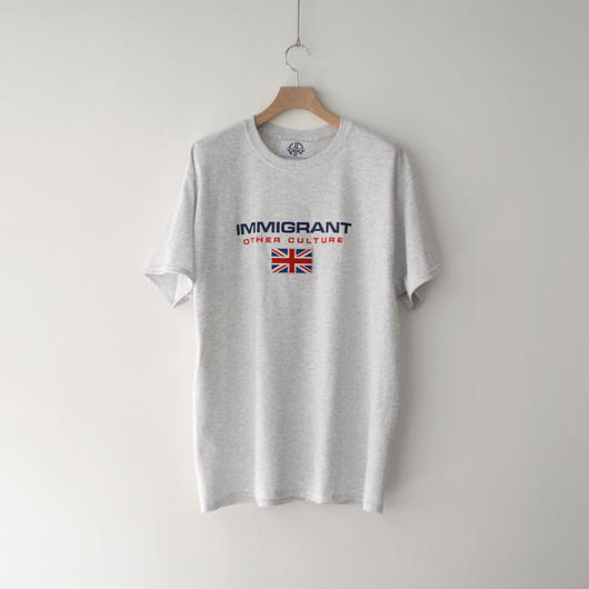 HYPEPEACE / IMMIGRANT UK T-shirt