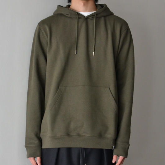 NORSE PROJECTS / VAGN CLASSIC HOOD - IVY GREEN
