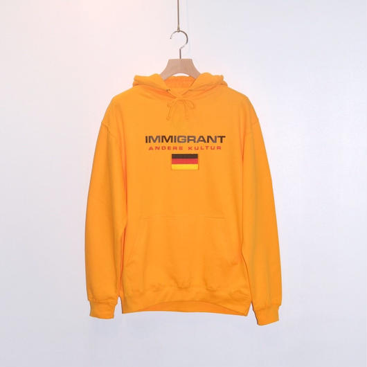 HYPEPEACE / IMMIGRANT GERMANY Hoodie