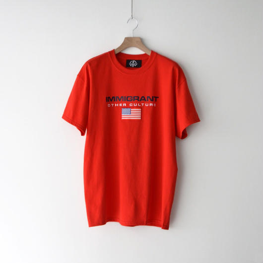 HYPEPEACE / IMMIGRANT USA T-shirt
