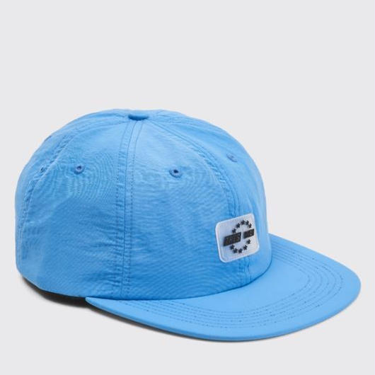 TRÈS BIEN / 6 PANEL EUROSPORT HAT - BLUE
