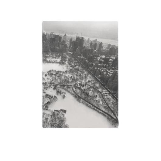 ◆メール便発送商品◆New York Times セントラルパーク アフターブリザード 2003 ポケットノートブック