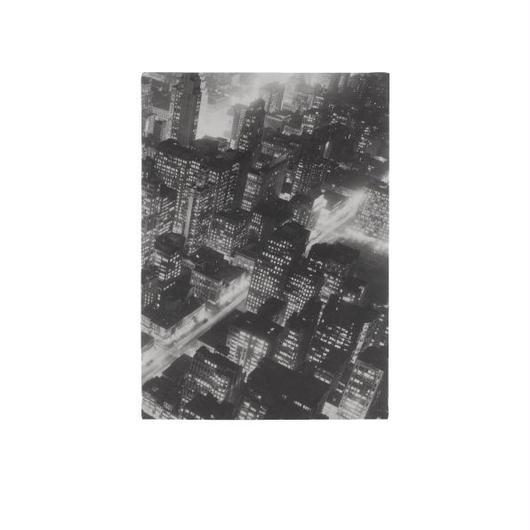 ◆メール便発送商品◆New York Times ミッドタウン アット ナイト 1936 タブレットノートブック