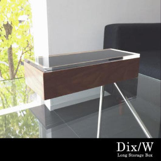 Dix/W  ロングストレージ ボックス