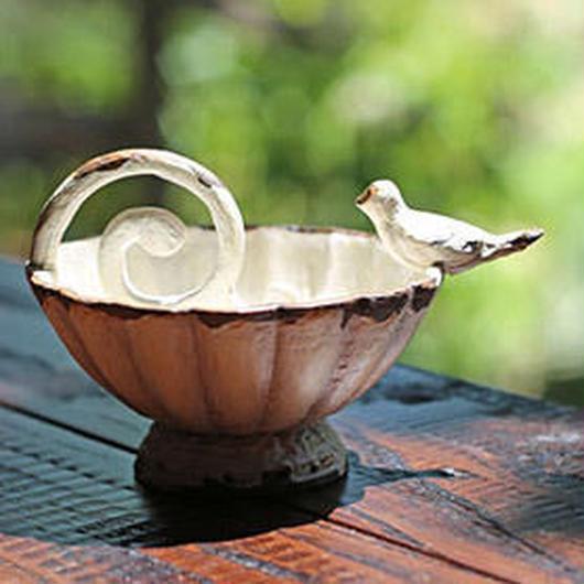 小鳥の小物入れ(3Dプリントデータです)