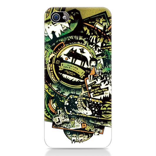 iPhone6対応スマートフォンケース「Summer forest」