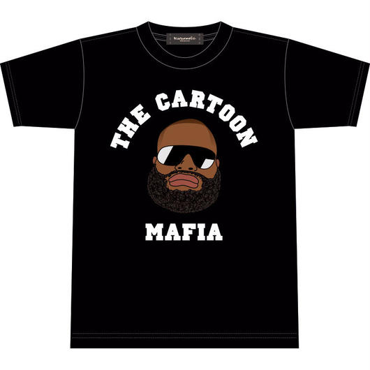 CartoonMafia T-Shirts 001 Black