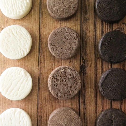 とろけるチョコレートクッキー ミニセット(1袋2枚入り×3袋)