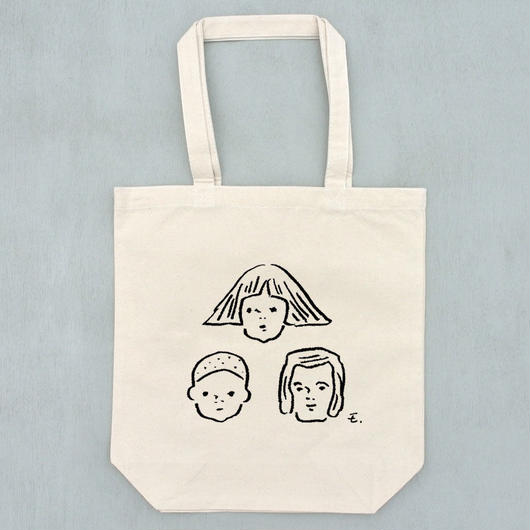 丸男とスミ子と角田さん トートバッグ