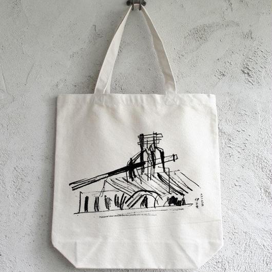 「『雲のうえ』10周年のために」トートバッグ