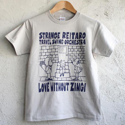 奇妙礼太郎トラベルスイング楽団T-SHIRTS:シルバーグレー*ネイビー