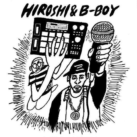 ヒロシ & B-BOY
