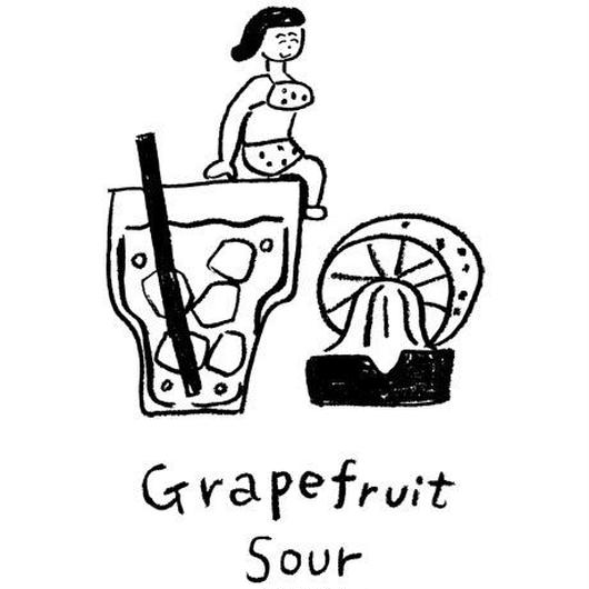 Grapefruit Sour