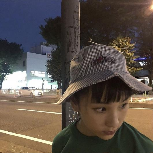 BY.L  NOT CHILD BUCKET HAT (Black)