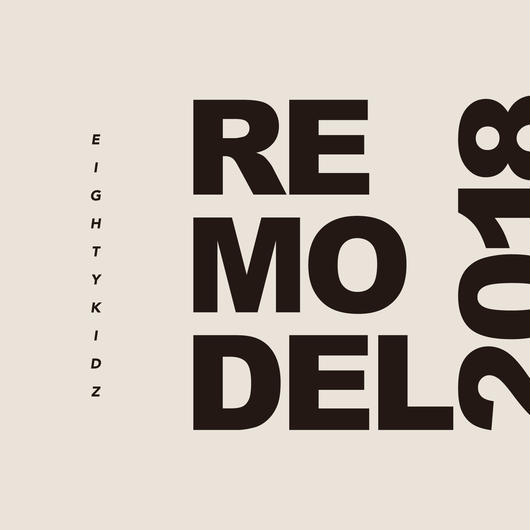 80KIDZ:REMODEL 2018 - Self Remixes (CD)   限定500枚