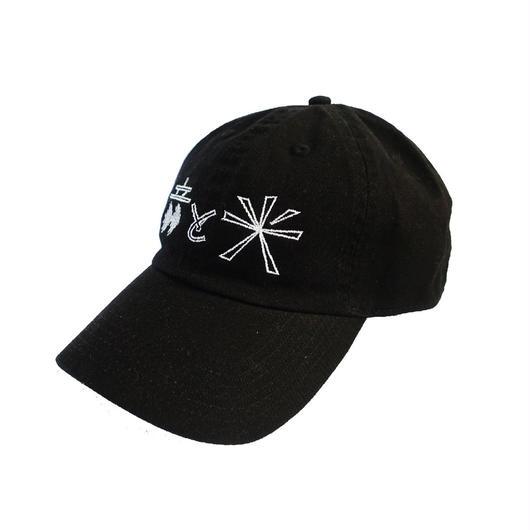 "80KIDZ x U/S/O x WATANABE STUDIO - 蓄光CAP ""音と光"""