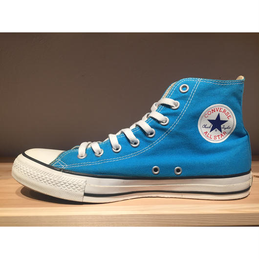 【USED】CONVERSE CANVAS ALL STAR COLORS HI
