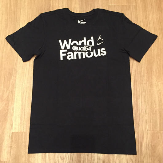 NIKE WORLD FAMOUS Q54 TEE