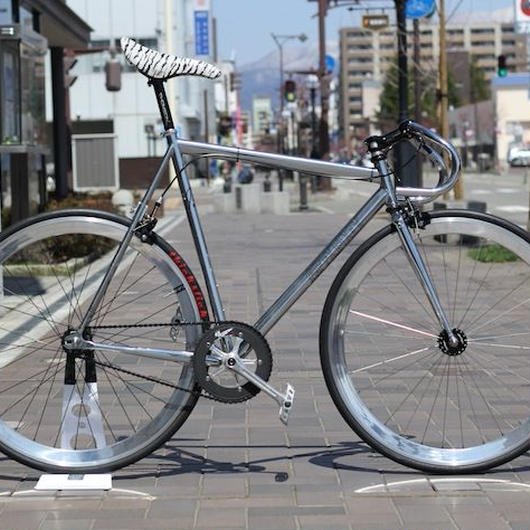 AFFINITY CYCLES LO PRO USED FRAME SET