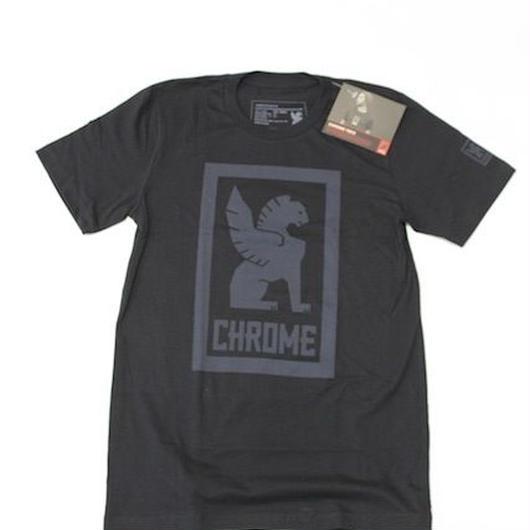CHROME#LARGE LOOKUP TEE