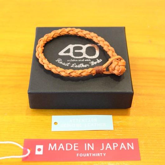 THE FOUR THIRTY#RF MESH BRACELET