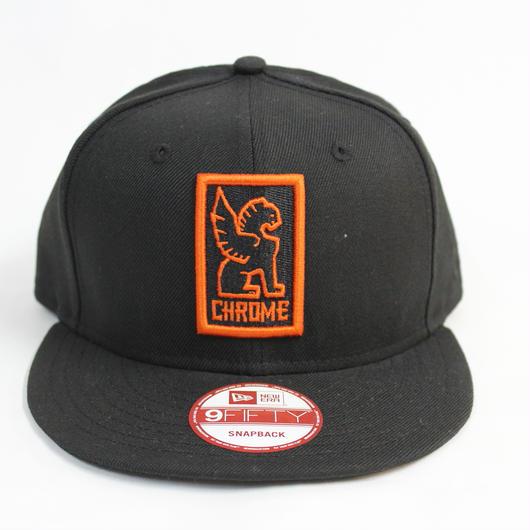 CHROME NEW ERA HAT