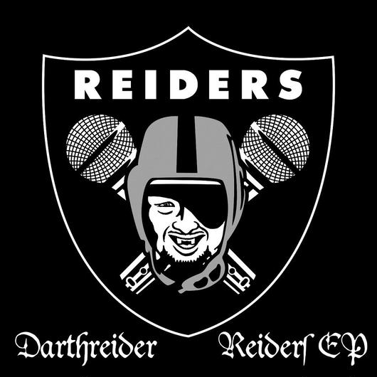DARTHREIDER - REIDERS EP [CD] BLACK SWAN