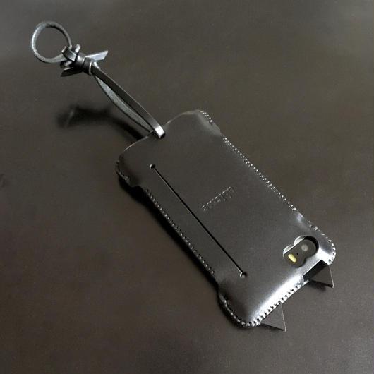 【黒猫】iPhone SE cwj ウォレットジャケット