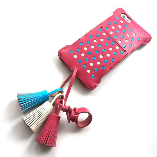 【abiwork】iPhone 6s cwj dot トリコドットジャケット