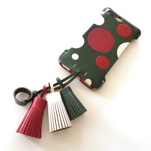 【1点物】abicase8Plus/iPhone8Plus用/イタリアンカラー