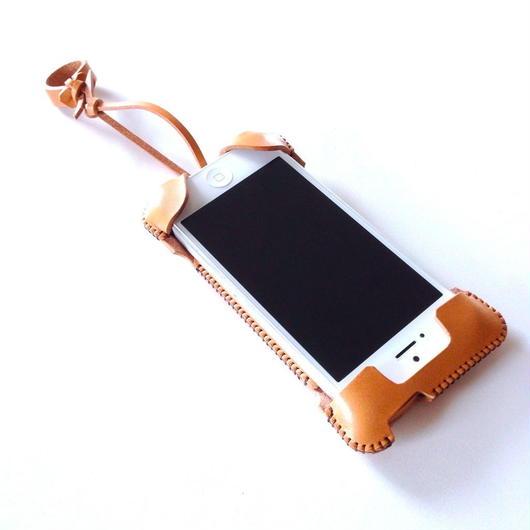 【受注製作】iPhone 5s & SE cwj ウォレットジャケット