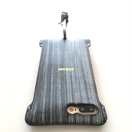 【abicasePro】iPhone7 Plus sj ブライドルレザージャケット