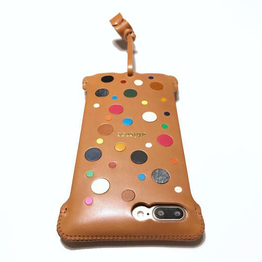 【1点モノ】iPhone7 Plus sj  ドットジャケット
