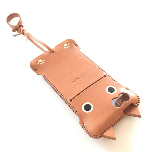 iPhone SE cwj neco 猫型ウォレットジャケット