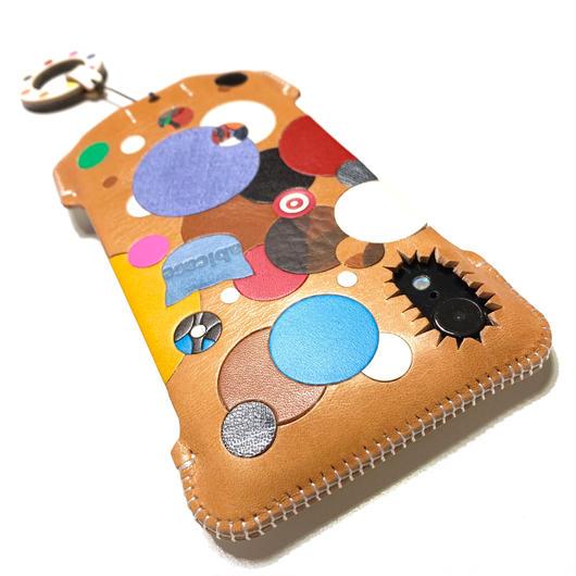【abicaseA/01】iPhone XR ジャケット/完全1点物
