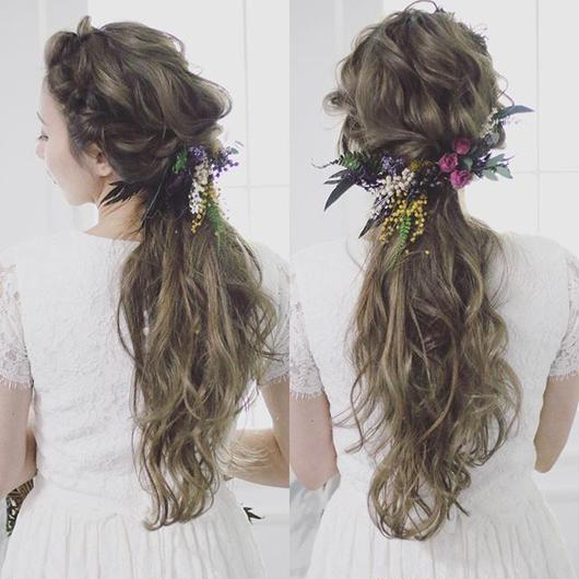 headdress  [Resortative]