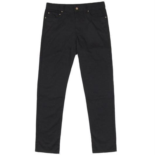 ONLY NY 【オンリーニューヨーク】 チノパンツ ロング Hudson Twill Pants Black